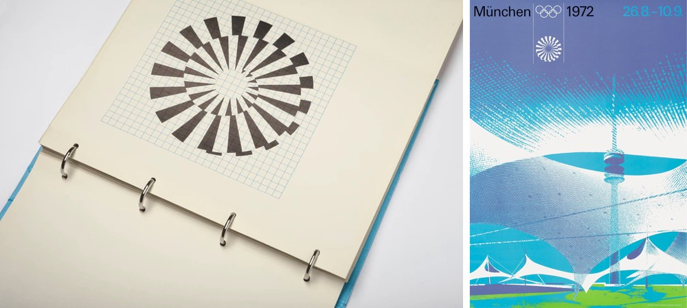 The Design Manual of the 1972 Munich Olympics