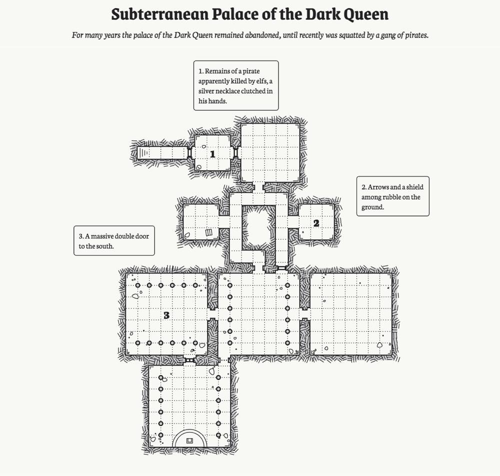 RPG Dungeon Generator