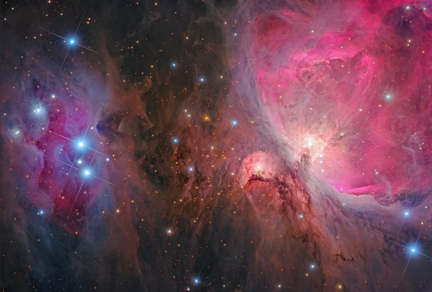 orion nebula and human brain - photo #26