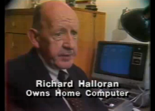 Owns Home Computer