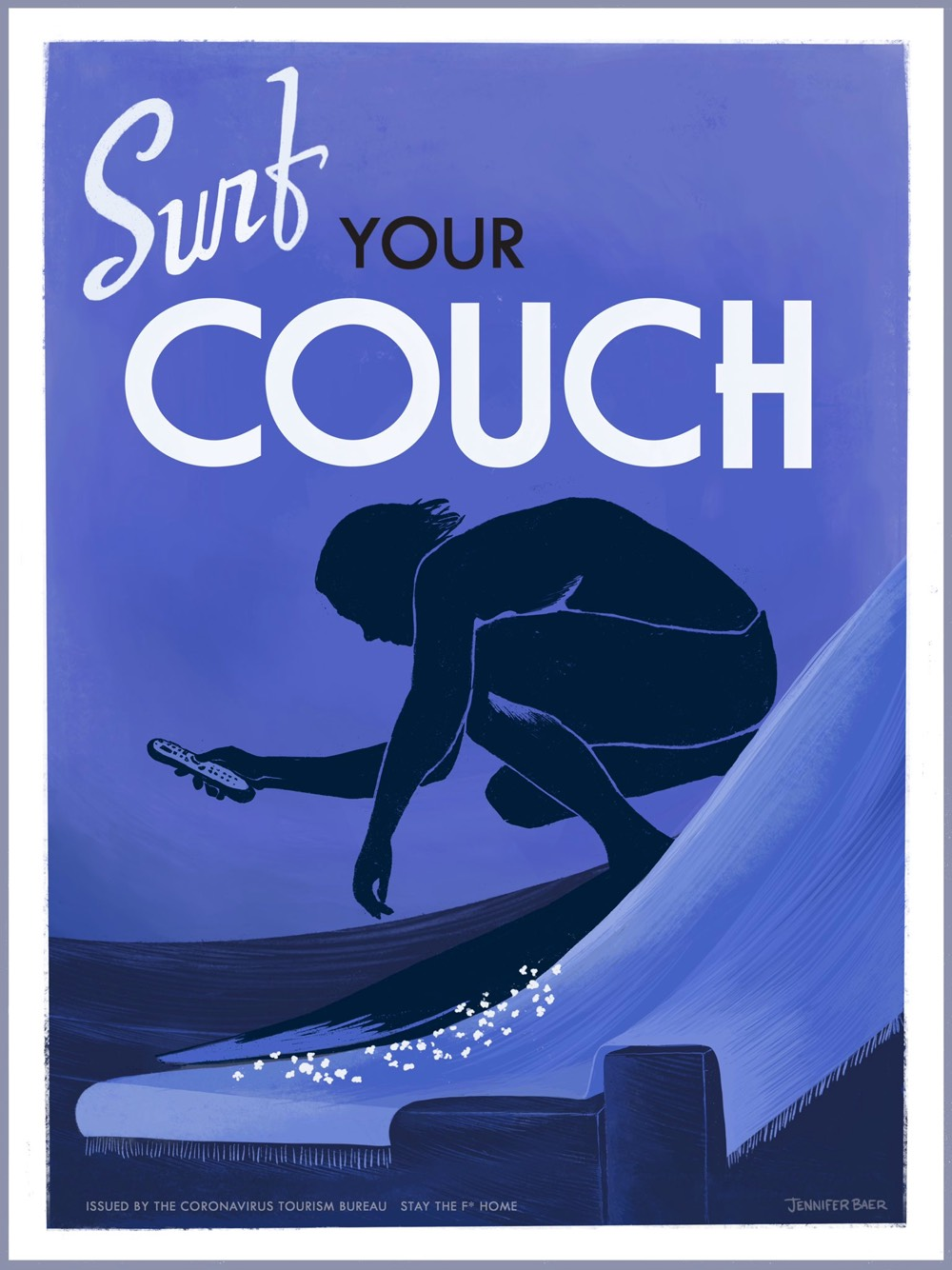 Pandemic Travel Posters