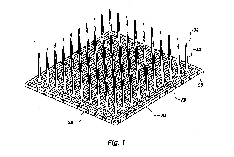 Brain implant patent illustration