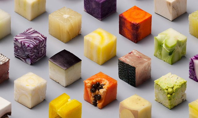Perfect Food Cubes
