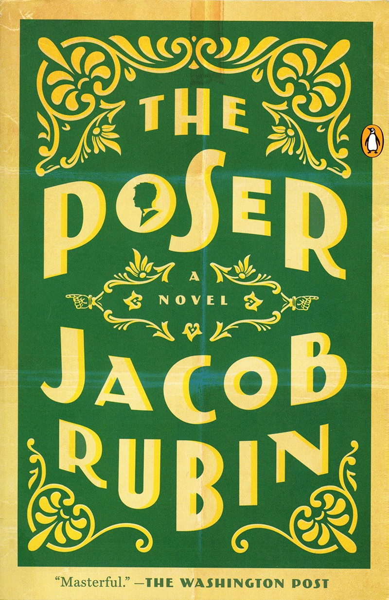Poser Book Cover