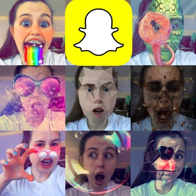 Snapchat teens