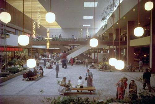 Southdale Mall, 1956