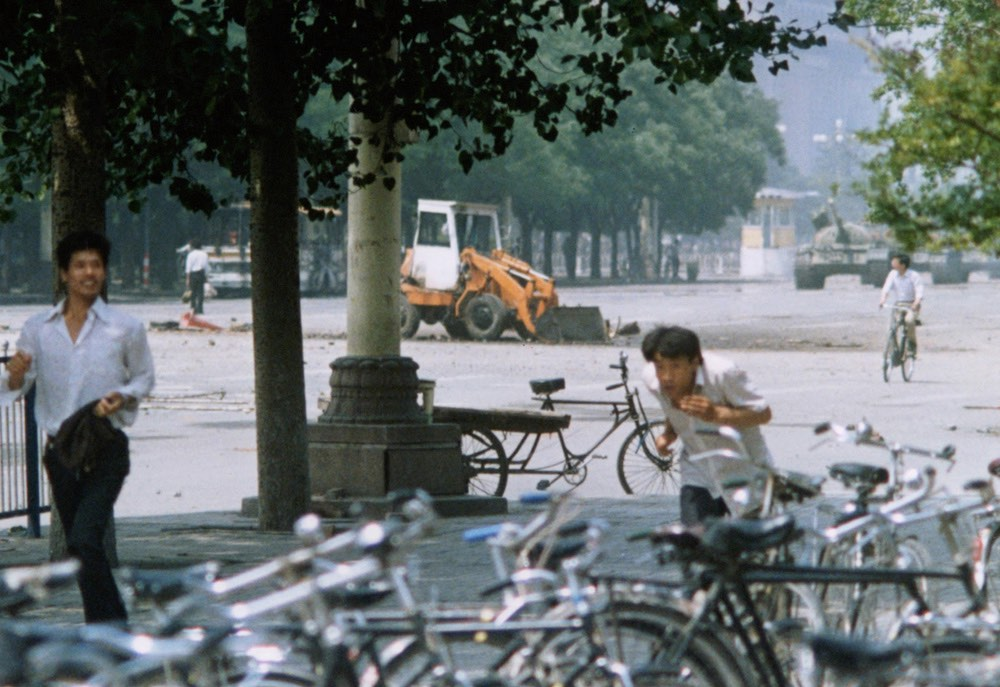 Tank Man Ground View