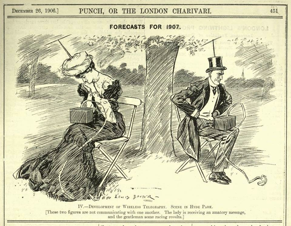 Telegraph Antisocial