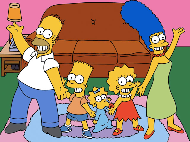 unlimited free streaming of the simpsons