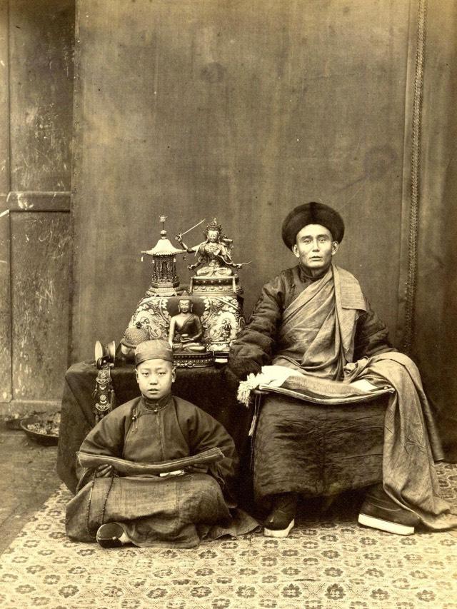Rare Early Photographs Of Peking
