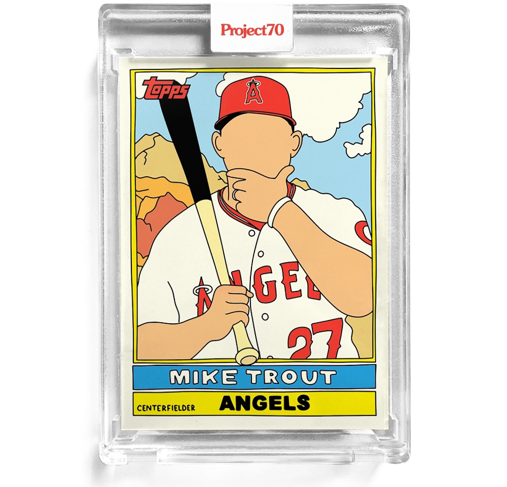 Topps Marks 70 Years of Baseball Cards with Special Artist-Designed Cards