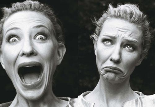 Cate Blanchett Photo By Annie Leibovitz