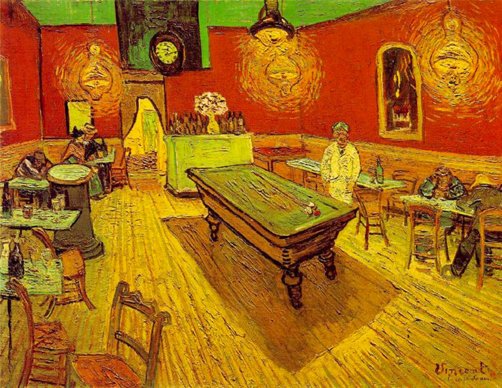 "Van Gogh's The Night Café Was Among His ""Ugliest Pictures"""