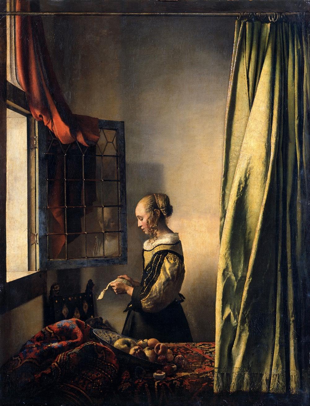 Vermeer Cupid