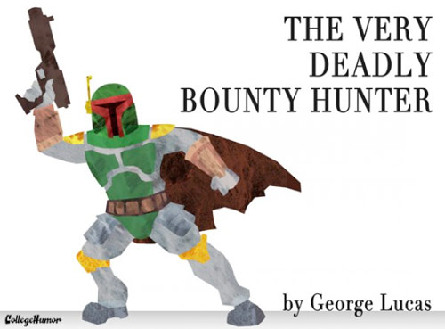 Very Deadly Bounty Hunter