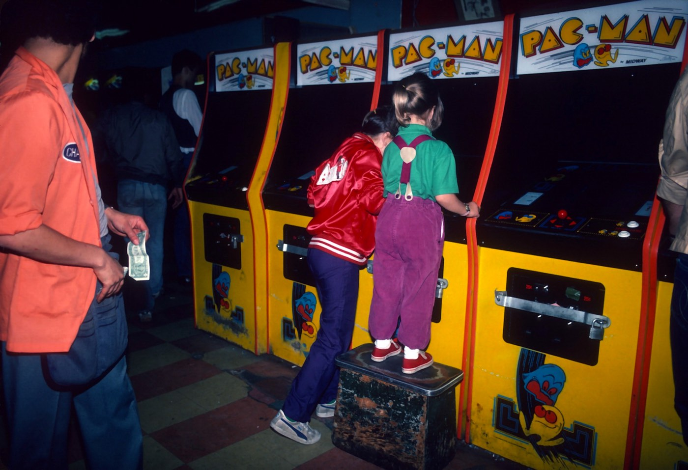 A Collection Of Photos 80s Video Arcades