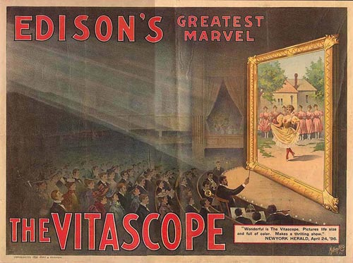 Vitascope advertisement