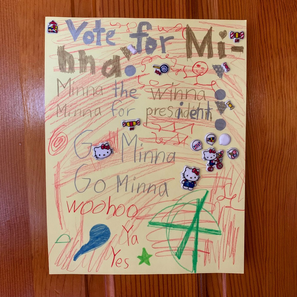 Vote For Minna