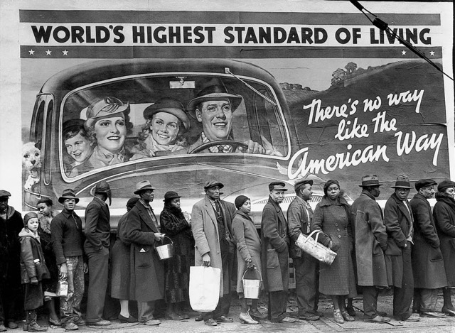 White Bread Line