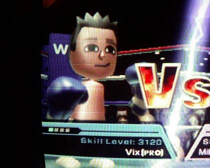 Wii Sports high scores