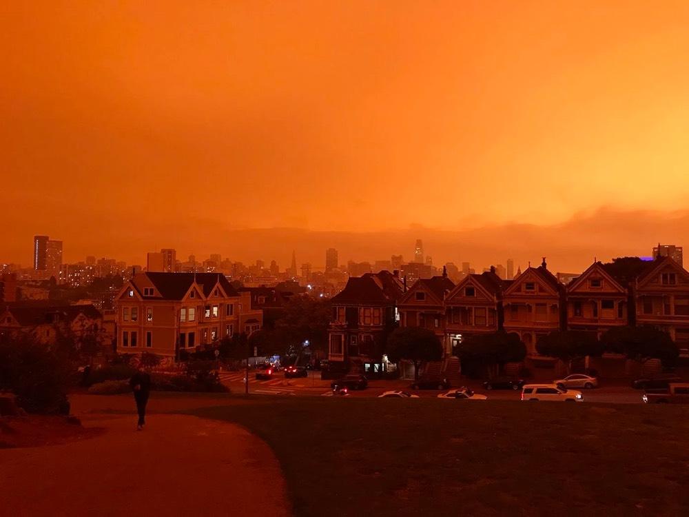 Wildfire Skies 2020
