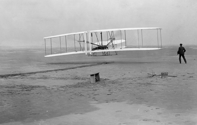 Wright First Flight